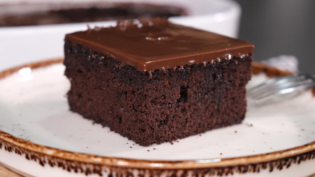 Σοκολατόπιτα, η Βασίλισσα της σοκολάτας!