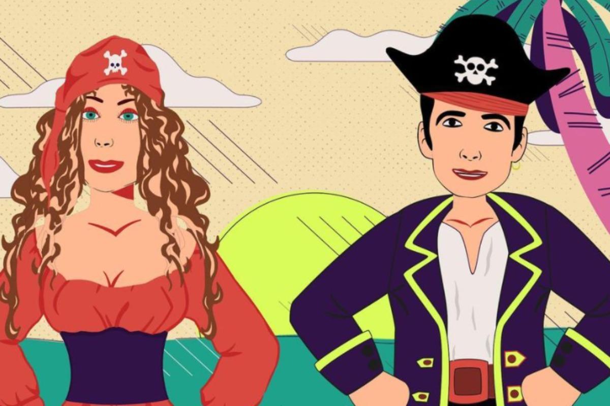 Μαντώ & Νίνο – «Του Ονείρου Πειρατές»: Το ντουέτο – έκπληξη!
